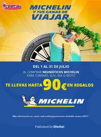 Michelin y tus ganas de viajar 🚗