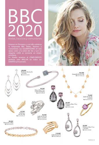 Roselín tendencias. Primavera 2020- Page 1