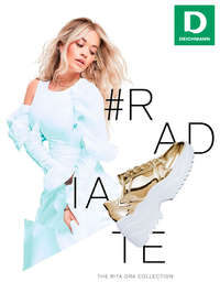 #Radiate - Rita Ora for Deichmann