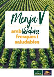 Verdures fresques i saludables