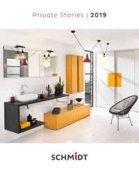 Catalogo  SCHMIDT Bathrooms Banos  2019