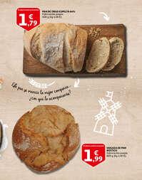 Hacemos pan de verdad 🥖