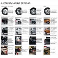 Accesorios Nissan Navara