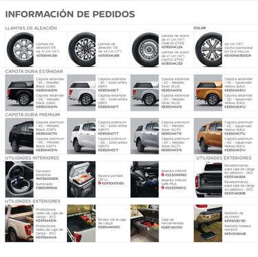 Accesorios Nissan Navara- Page 1