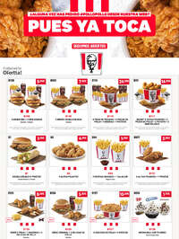 Ofertas KFC