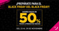 Prepárate para el Black Friday del Black Friday