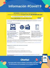 Información Makro Pedidos Online #Covid19