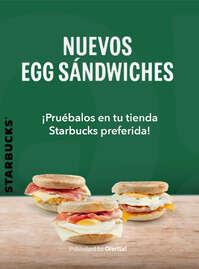 Nuevos Egg Sándwiches