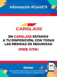 Información Carglass #covid19