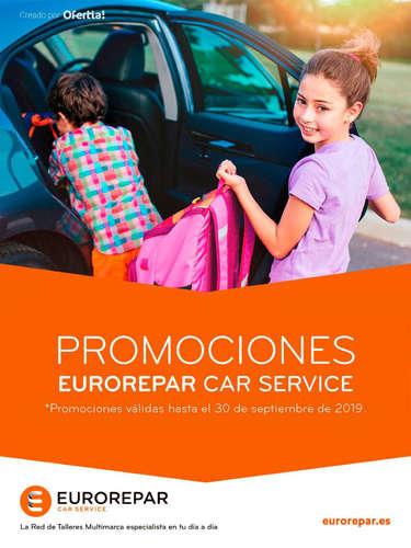 Promociones Euro Repar Car Services- Page 1