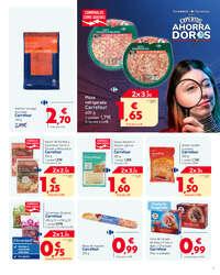 Marca Carrefour Aurreztaile aditu entzat