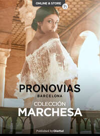 Pronovias Marchesa