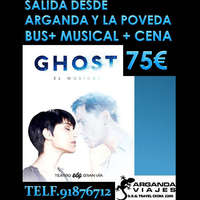 ghost el musical