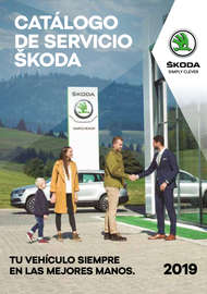 Catálogo de servicio SKODA 2019