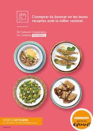 Coomprar és innovar en les teves receptes amb la millor varietat
