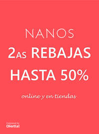 2as Rebajas hasta 50%