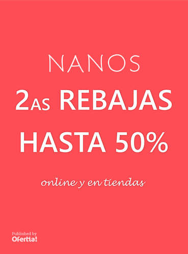 2as Rebajas hasta 50%- Page 1
