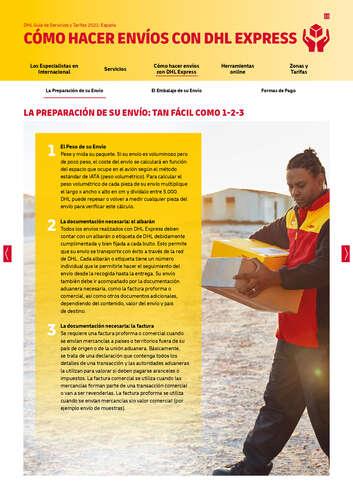 Guía de servicios y tarifas 2021- Page 1