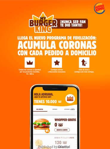 My Burger King- Page 1