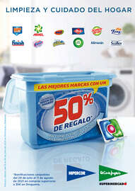 Limpieza y cuidado del hogar