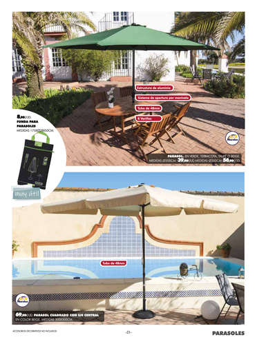 Especial mueble de jardín - Basauri- Page 1