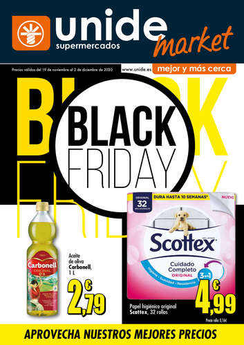 Black Friday- Page 1