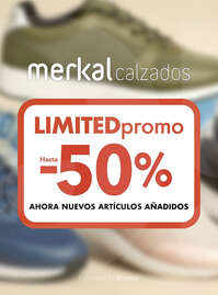 Limited promo. Hasta -50%