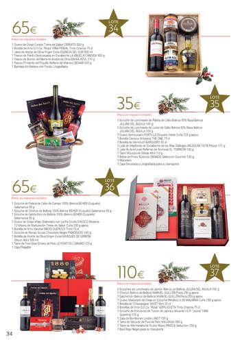 Cestas de Navidad 2021- Page 1