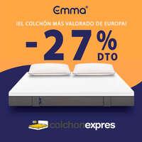 ¡El colchón más valorado de Europa -27 dto!