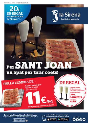 Per Sant Joan un àpat per tirar coets!- Page 1