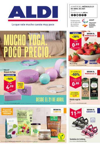 Mucho yoga. Poco precio- Page 1