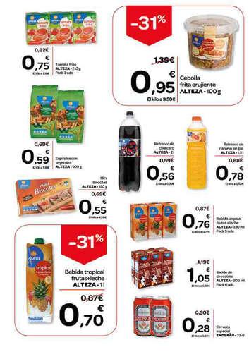Bajamos los precios- Page 1