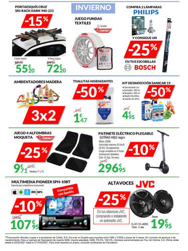 Aumentamos tu seguridad, no nuestros precios- Page 1