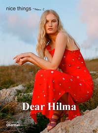 Dear Hilma