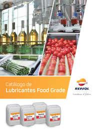 Catálogo de Lubricantes Food Grade