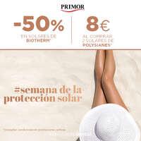 #Semana de la protección solar ☀️