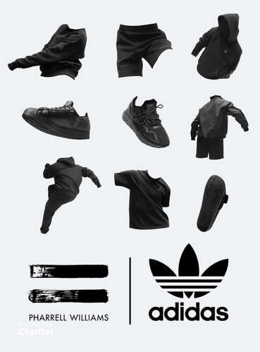 Pharrel Williams x Adidas- Page 1
