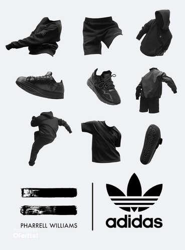 Pharrel Williams x Adidas- Page 1