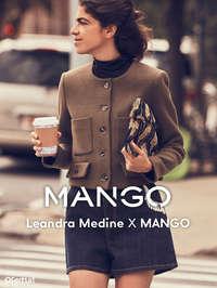 Leandra Medine x Mango