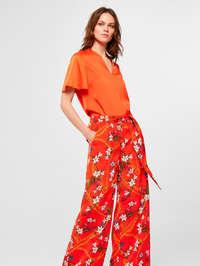 forma elegante diseño de moda nuevo producto Ofertas pantalones mujer Cortefiel - Grandes Descuentos ...