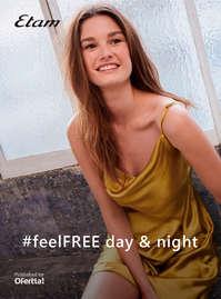 #FeelFree Day & Night