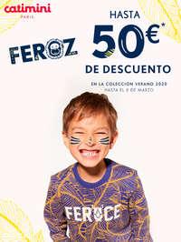 Hasta 50€ de descuento en la colección verano 2020