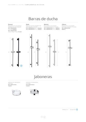Catálogo grifería 2020- Page 1