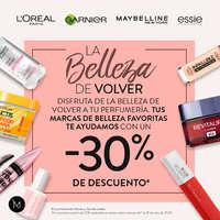 -30% de descuento en Perfumería