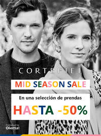 Mid Season Sale. Hasta -50%