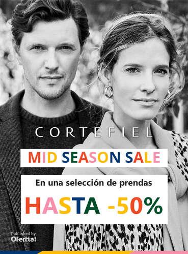Mid Season Sale. Hasta -50%- Page 1