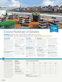 Cruceros Fluviales 2020