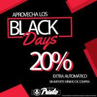 Aprovecha los Black Days