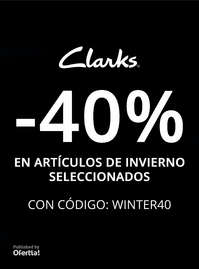 -40% en artículos de invierno seleccionados