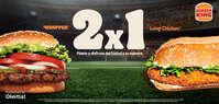 2x1 pídelo y disfruta del fútbol a tu manera ⚽️